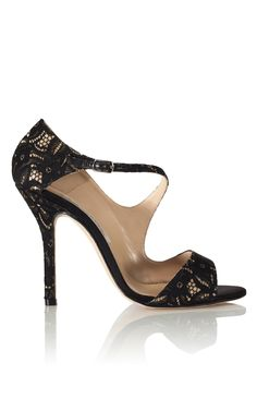 Oscar de la Renta O'Bridita Sandal - Ready-to-Wear Trunkshow at Moda Operandi | Moda Operandi