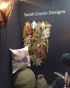#chroniclesofthetravellingcushions at the @100percentdesignsa | #Ouarzazate Visit to my adjacent neighbour stand @sarahcronindesigns  Sarah! YOU. ARE. AN. ANGEL.  Fabric: Ouarzazate in #millenialpink  1 throw pillow in that print available (for now) at @houtlander @99juta.  Print inspired by the #KasbahTourirt in Ouarzazate. Ouarzazate is a city south of Morocco's High Atlas Mountains, known as a gateway to the Sahara Desert. - - -  #zuriandimani #zuriandimanifabrics #zuriandimanihome… Millenial Pink, Atlas Mountains, Surface Pattern Design, Ceramic Art, Morocco, Interior Decorating, Weaving, Angel, Shapes