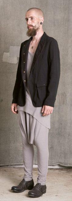 Visions of the Future: Aleksandr Manamis SS15 Menswear