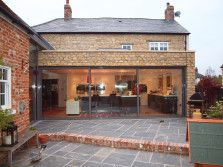 Bespoke Kitchen Extension Design | Architecture in Glass | by Apropos