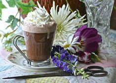 Espresso Hot Chocolate with Kahlua - Wildflour's Cottage Kitchen