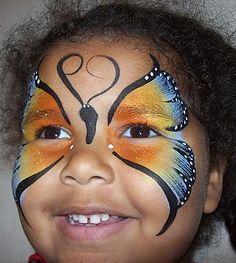 Una idea de actividad para niños en #cumpleaños Galería de Caras Pintadas | Snazaroo