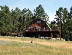 Custer Mountain Cabi
