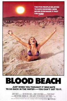 Blood Beach Extended version 1980s Horror Monster