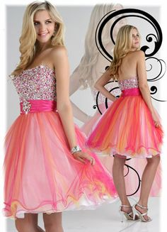 Crazy idea for bridesmaid dresses?! :)