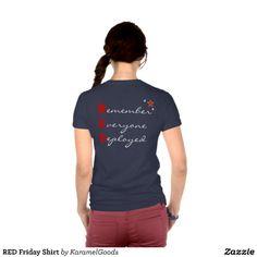 RED Friday Shirt #KaramelGoods
