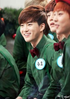 EXO Suho // Miracles In December - Christmas Day #joonmyun