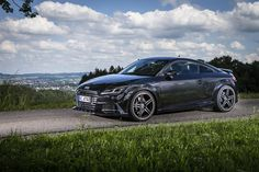 ABT Sportsline has arrived at the Essen Motor Show with a trio of tuned cars: Audi Sportback, TTS Coupe, and a Volkswagen Passat Variant. Audi Tt S, Audi Rs3, Passat Variant, Vw Passat, Car Wallpapers, Cars And Motorcycles, Peugeot, Luxury Cars, Super Cars