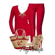 Outfit from ILoveCuteShoes.com