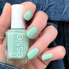 Essie 'Fashion Playground,' a gorgeous pistachio green