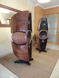 high end audio video equipment High End Speakers, High End Audio, Built In Speakers, Audiophile Speakers, Hifi Audio, Stereo Speakers, Car Audio, Audio Design, Speaker Design