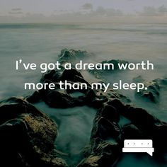 Tomorrow is made for sleeping. Today was made for dreaming. Every day's made for living your life to its fullest. #Spillyourgutsy