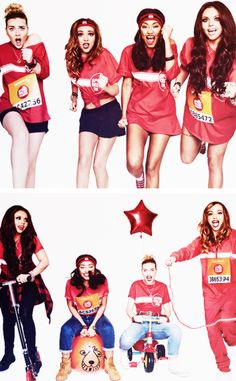 Little Mix sports relief up check out the video Jesy Nelson, Perrie Edwards, Little Mix Updates, Little Mix Girls, Litte Mix, Mixed Girls, Star Wars, 1d And 5sos, Girl Bands