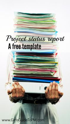 Do you have to do status reports at work? Here's a free template for a really effective way of reporting what you've been up to.