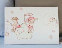 Cuadro infantil Piratas (Rectangular) imágenes