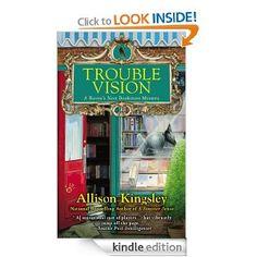Amazon.com: Trouble Vision (A RAVEN'S NEST) eBook: Allison Kingsley: Kindle Store