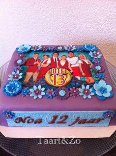 Hotel 13 taart Movie