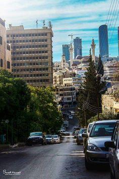 صباح عماني... عمان، الاردن