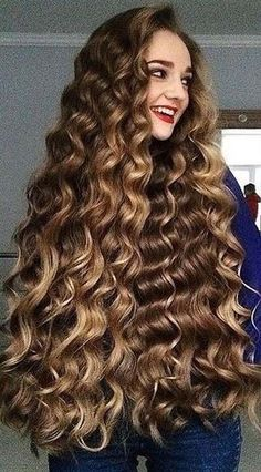 So you fancy long hair? Want to know how to grow long hair the right way? Looking for how to grow long hair the right way? These are the effective way you will know how to grow long hair the right way! Curls For Long Hair, Grow Long Hair, Very Long Hair, Long Curly Hair, Curls Hair, Curly Wigs, Grow Hair, Girls With Long Hair, Thick Long Hair