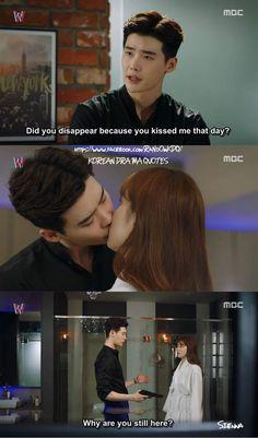 W – Two Worlds #korean #drama ~ AGGHHH I FREAKING LOVE HIIIMMM