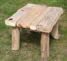 Driftwood Coffee Table, Drift Wood Side Table,end table,Garden table £160.00