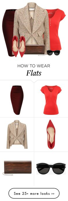 """""""Day At The Office."""" by fashionista-sweets on Polyvore"""