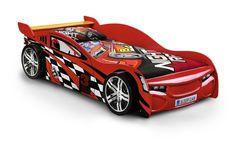 Julian Bowen Scorpion Racing Car Novelty Kids Bed, Boys Bedroom Furniture #JulianBowen
