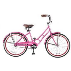 Columbia Newport G Cruiser Pink Bike Single Speed Pink Bike, Cruiser Bicycle, Bike Reviews, Vintage Frames, Newport, Columbia, Walmart, Girls, Cycling Equipment
