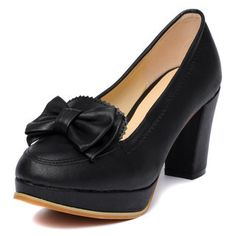 $28.63 Buy 'yeswalker – Bow-Accent Platform Pumps' with Free International Shipping at YesStyle.com. Browse and shop for thousands of Asian fashion items from Hong Kong and more!