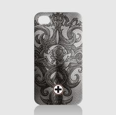TERROR ART 7 Hardcase for iPhone 4/4s  Hard case for iPhone 4/4s, made of a thermoplastic polymer material that is flexible enough and does not cause scratches to your gadget.  Price IDR 204.000 (include VAT and exclude shipping cost).  Available in form of glossy and doff hardcase.