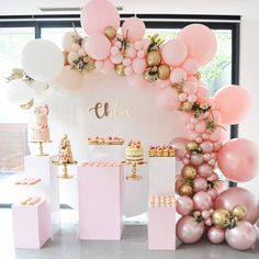 Happy Birthday Messages, Wishes & Quotes For Sister - The Right Messages - Balloon Decorations 🎈 Birthday Party Decorations, Baby Shower Decorations, Wedding Decorations, Birthday Parties, Girly Baby Shower Themes, Sweet Sixteen Decorations, Birthday Ideas, Baby Girl Babyshower Themes, Classy Birthday Party