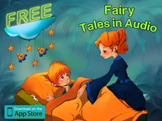 FREE fairy tales for kids ages 5 to 7 in audio for your iPhone and iPad