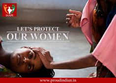 About 31,000 crimes against women reported in 4 years, yet only 146 convicted. This is the rate at which women are being tortured. Let's protect our women as the future depends on them. #women #savewomen #iaapi