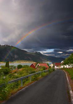 Balestrand. Norway