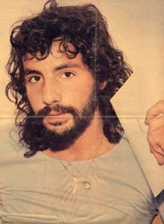 Ladies. Cat Stevens was damn fine back in the day. Straight up.