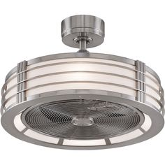 Home decorators collection brette 23 in led indooroutdoor brushed fanimation fp7964bn beckwith brushed nickel uplight 13 ceiling fan with remote control aloadofball Gallery