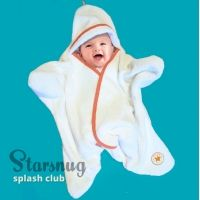 Starsnug Splash Club Towelling Baby Wrap