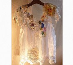 Hippi Art Tunic BEAUTIFUL COTTON Lovely Girls Boho Wilde Wedding Etno Rustic Romantic Country