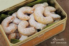 Cinzia ai fornelli: Biscotti all'arancia
