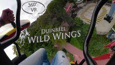 Duinrell 2019 Wild Wings 360° VR POV Onride