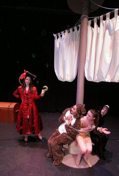 Pirates and pixie dust: Dance Theatre Fairbanks brings 'Peter Pan' to stage