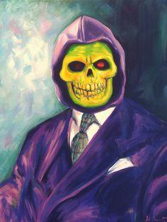Sir Skeletor