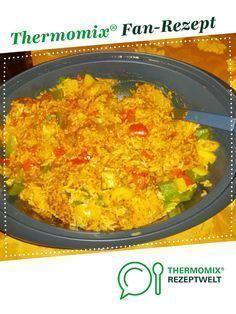 Serbisches Reisfleisch von Thermomix Rezeptentwicklung. Ein Thermomix ® Rezept aus der Kategorie Hauptgerichte mit Fleisch auf www.rezeptwelt.de, der Thermomix ® Community.