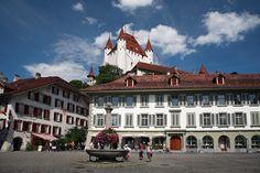 Thun, Canton of Bern, Switzerland