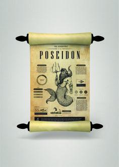 Infographic Poseidon