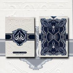 Mazzo di carte Bicycle Legacy Blue by Gamblers Warehouse - Mazzi Bicycle - Carte da gioco - Giochi di Prestigio e Magia