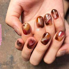 ideas for cute playful fingernails – Decor Minimalist Nails, Nail Swag, Feet Nails, My Nails, Gorgeous Nails, Pretty Nails, Nail Manicure, Nail Polish, Gel Nagel Design