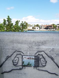 Funny pictures about Florida Street Art. Oh, and cool pics about Florida Street Art. Also, Florida Street Art photos. 3d Street Art, Amazing Street Art, Street Art Graffiti, Amazing Art, Street Artists, Awesome, Banksy, Graffiti Kunst, Graffiti Artwork