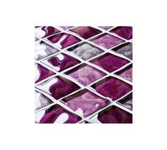 Textured Mixed Pinks 5 x 5 cm