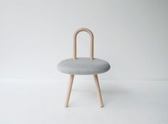 Simple Wooden Chairs